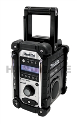 RADIO DIGITAL JOBSITE 7.2 - 18V BLACK