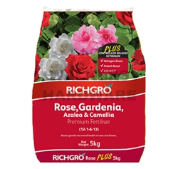 FERTILISER ROSE,CITRUS,AZALEA & CAMELIA PLUS 5KG