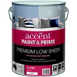 ACCENT PAINT AND PRIME 10L