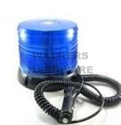 LIGHT STROBE MAGNETIC - BLUE