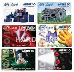 GIFT CARD - MITRE 10