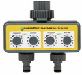 TAP TIMER DUAL OUTLET TWO DIAL GARDENMATE