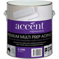 ACCENT MULTI PREP ACRYLIC WHITE 2L