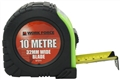 TAPE MEASURING CONTRACTORS 10M X 32MM MEDALIST