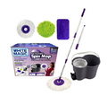 WHITE MAGIC SPIN MOP AND BUCKET