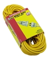 LEAD EXTENSION HPM H/D GARDEN 10A X 20M YELLOW