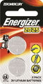 BATTERY ENERGIZER LITH COIN 2025 3V PK2