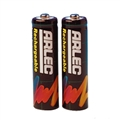 BATTERY AA 2 PK RECHARG. BLACK