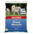 MANURE SHEEP 25L (MOISTURE PLUS)