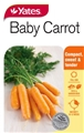 SEED VEGETABLE CARROT BABY