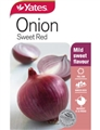SEED VEGETABLE ONION MILD RED/SWT RD