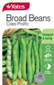 SEED VEGETABLE BEANS BRD COLES P(P)