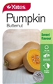 SEED VEGETABLE PUMPKIN BUTTERNUT