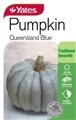 SEED VEGETABLE PUMPKIN QLD BLUE