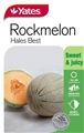 SEED VEGETABLE ROCKMELON HALES BEST