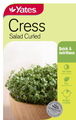 SEED CRESS SALAD CURLED