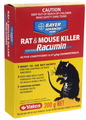 RACUMIN - RAT & MOUSE PASTE 200GM (20 SACHETS)