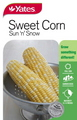 SEED SWEET CORN SUN & SNOW NEW