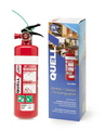 FIRE EXTINGUISHER KITCHEN/GARAGE 1KG (QUELL)
