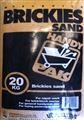 SAND - BRICKIES YELLOW 20KG (WESTBUILD)