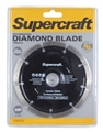 BLADE DIAMOND - SUPERCRAFT SEGMENTED 125MM