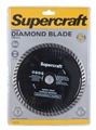 BLADE DIAMOND TURBO 180X22MM