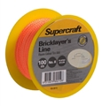 LINE BRICK NO8 FLURO 100M ASSORTED