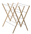 AIRER 12 RAIL WOOD +$10 ASSEMBLY CHARGE IF APPLICABLE
