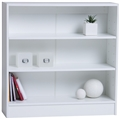 BOOK CASE MEDIUM 900MM WHITE