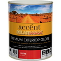 ACCENT GLOSS ACRYLIC EXT WHITE 1L