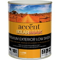 ACCENT LOW SHEEN EXT WHITE 1L SOLARMAX