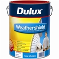 DULUX W/S X10 L/SHEEN WHITE 10L