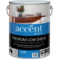 ACCENT LOW SHEEN INTERIOR WHITE 10L