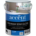 ACCENT SEMI GLOSS INTERIOR WHITE 10L