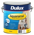 DULUX AQUANAMEL HIGH GLOSS WHITE 4L