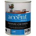 ACCENT LOW SHEEN INTERIOR WHITE 1L
