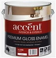 ACCENT GLOSS ENAMEL WHITE 4L