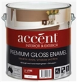ACCENT GLOSS ENAMEL WHITE 2L