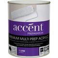 ACCENT MULTI PREP ACRYLIC WHITE 1L