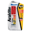 GLUE ARALDITE QUICK SET 24ML