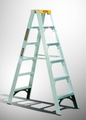 LADDER D/S ALUMINIUM INDUSTRIAL 1.8M
