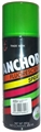 ANCHOR LACQUER PAINT FLUORO GREEN 300G