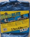 TARP SUPER BLUE 12FT X 16FT (3.7MX4.9M)