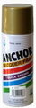 ANCHOR LACQUER PAINT GOLD 300G