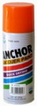 ANCHOR LACQUER PAINT ORANGE 300G