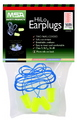 EARPLUGS CARDED 2PK