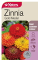 SEED ZINNIA GOLD MEDAL