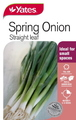 SEED ONION SPRING STRAIGHT LEAF