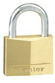 PADLOCK MASTER BRASS 30MM