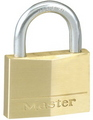 PADLOCK MASTER BRASS 50MM